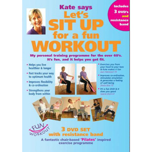 Let's Sit Up for a Fun Workout DVD