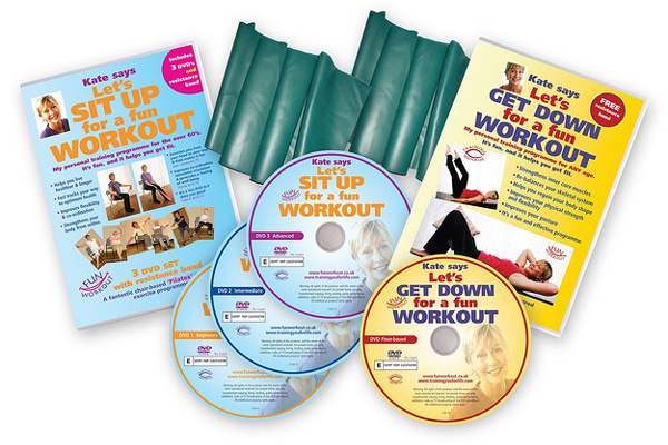 Fun Workout DVD Bundle