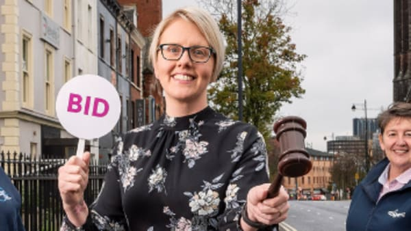 AIB Strikes a Positive Note for Local Charities