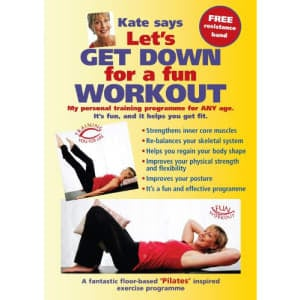 Let's Get Down for a Fun Workout DVD