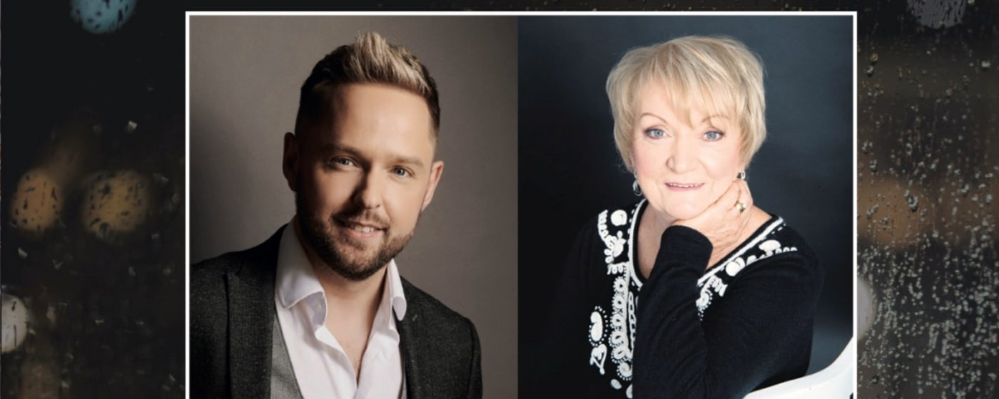 Derek and Philomena sing of brighter days ahead on their new duet